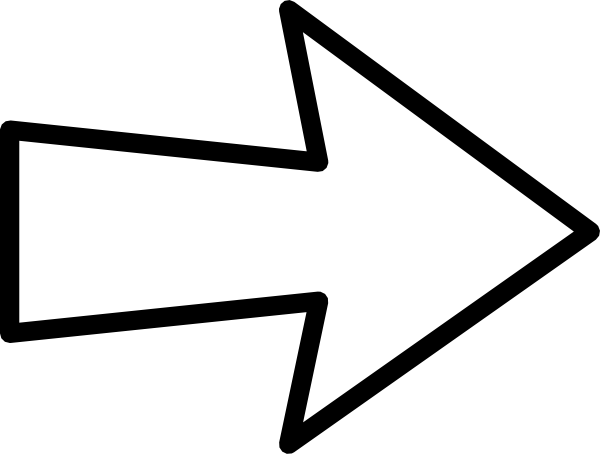 Transparent arrow clip art at vector clip art online image ...