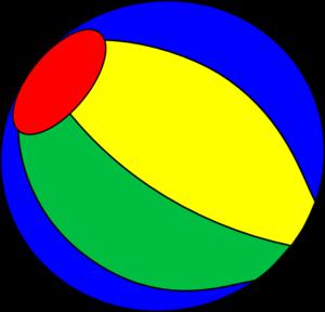 Beach ball clip art at vector clip art online royalty 3