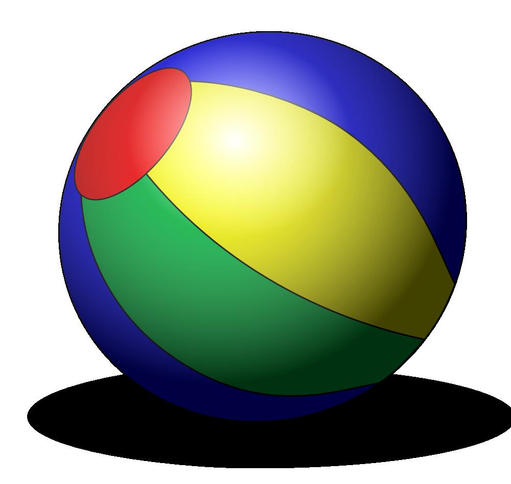 Beach ball onlinelabels clip art beachball