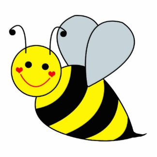 Bumble bee busy bee clipart clipart