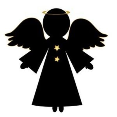 Christmas angels clipart free clip art images
