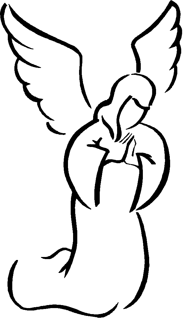 Clipart angel clipart