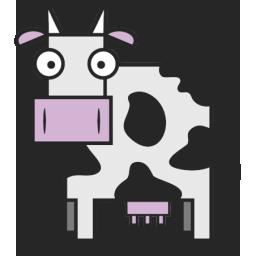 Cow cattle clip art  2