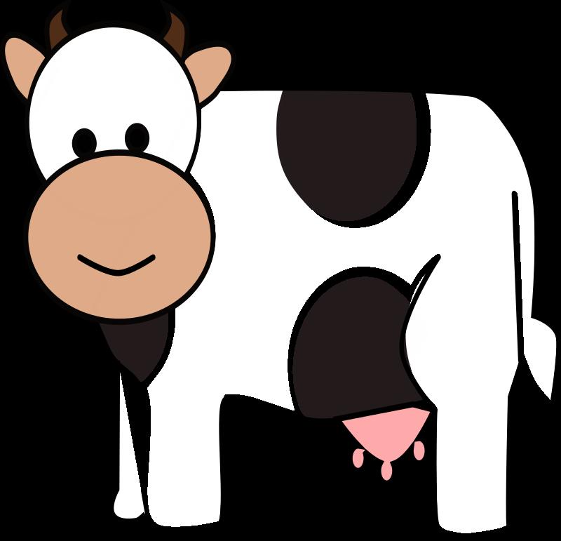 Cow cattle clip art