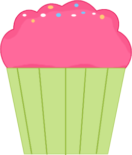 Cupcake clip art cupcake images 3