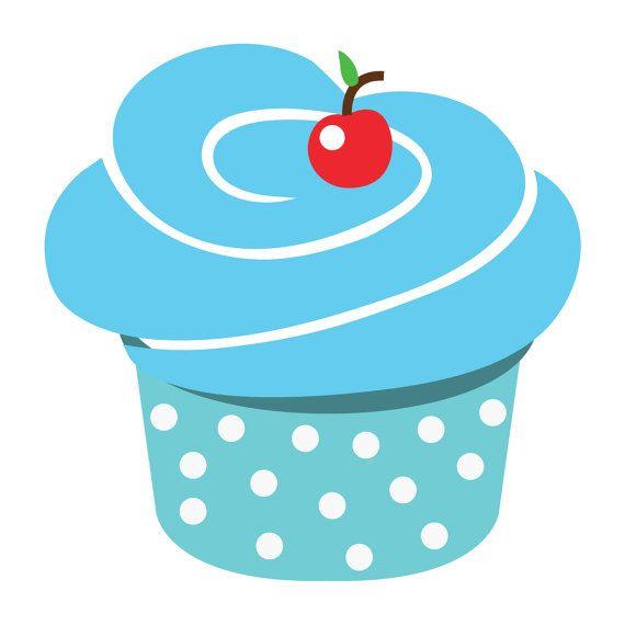 Cupcake images clip art