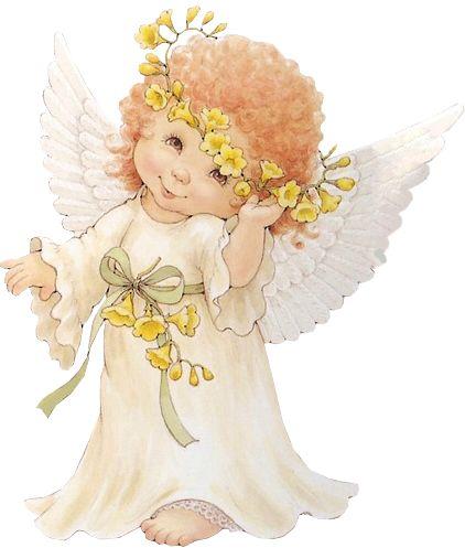 Cute angel free clipart cute printables angel