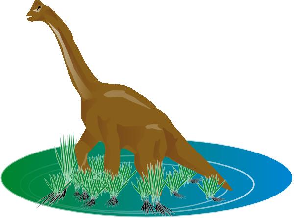 Dinosaur clip art free vector 2