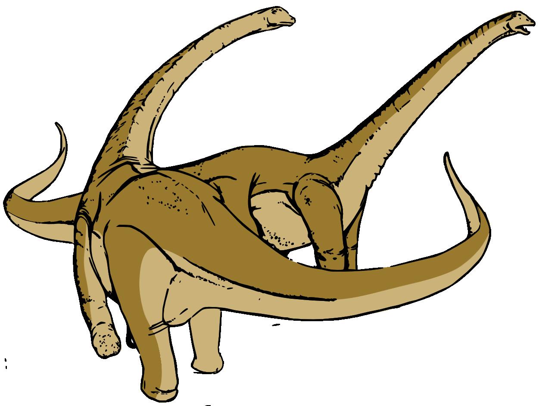 Dinosaur clip art pippi