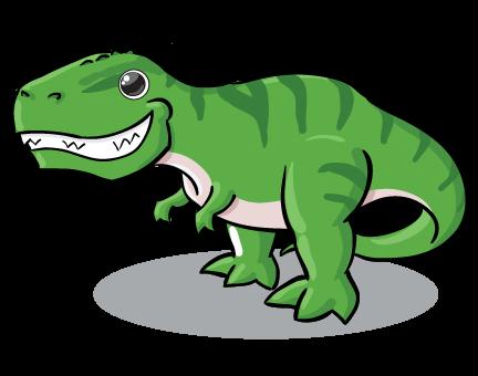 Dinosaur rex clip art
