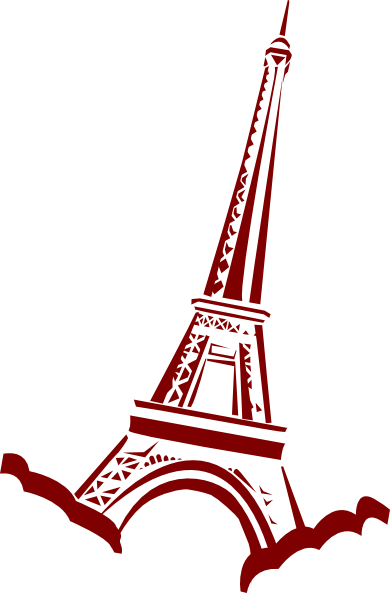 Eiffel tower clip art download clipart