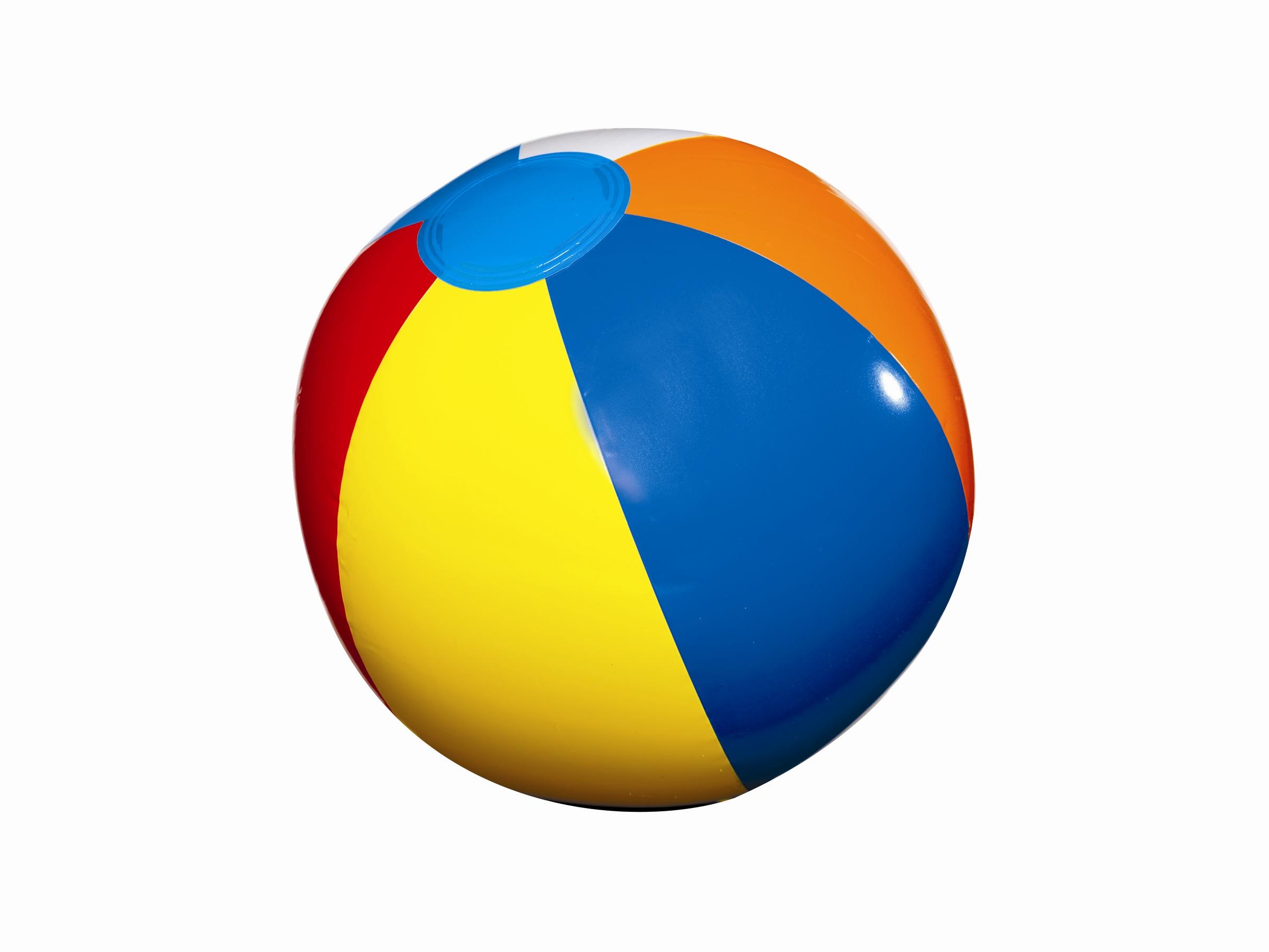 Free beach ball clipart free clip art images