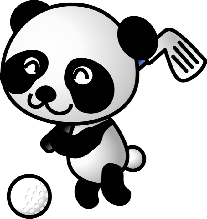 Free golf clipart and animations 3