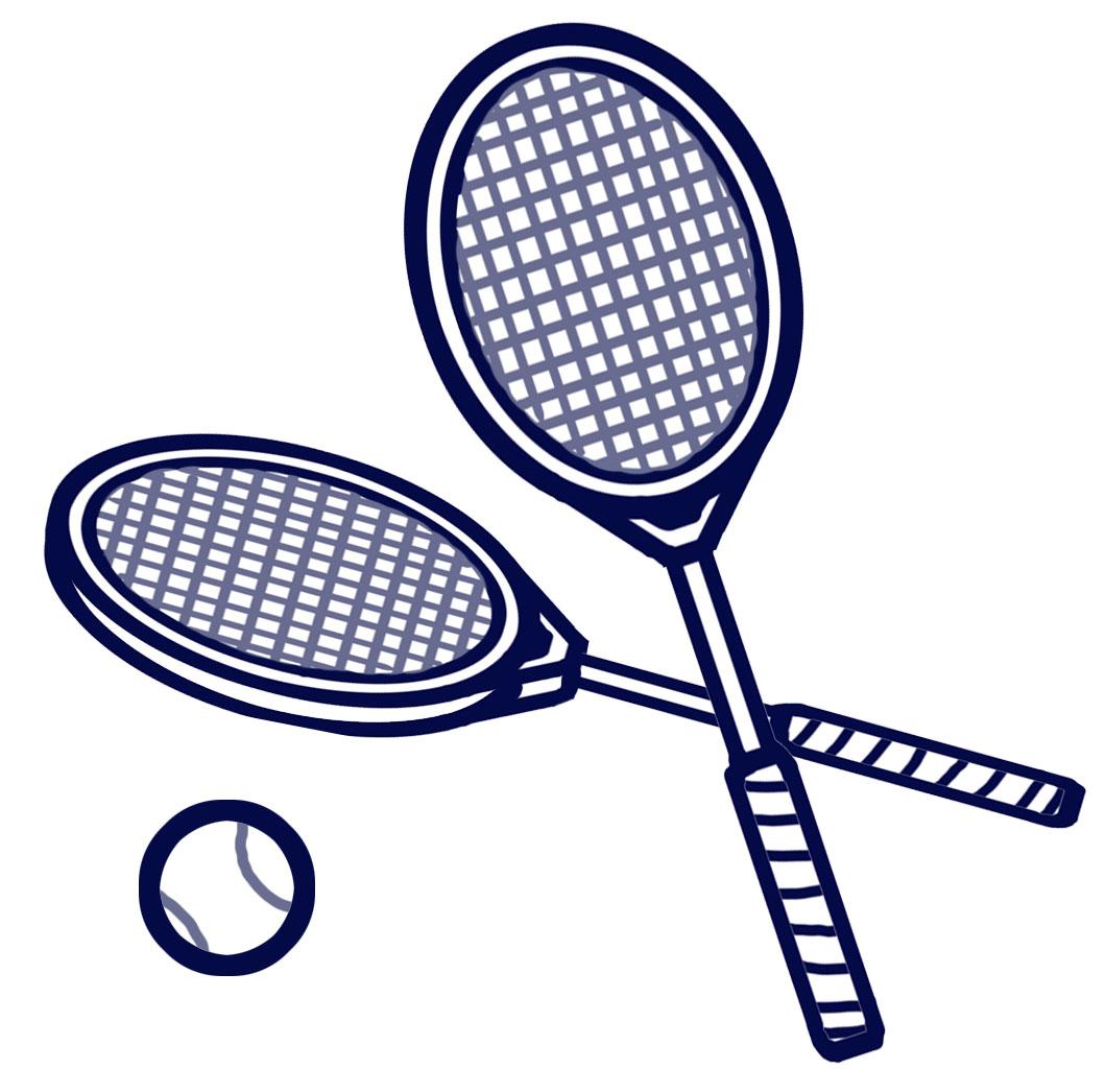 Free tennis clip art clipart