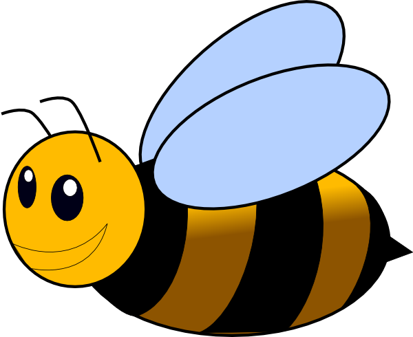Gallery for clipart of bumble bees