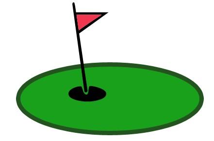 Golf clip art free