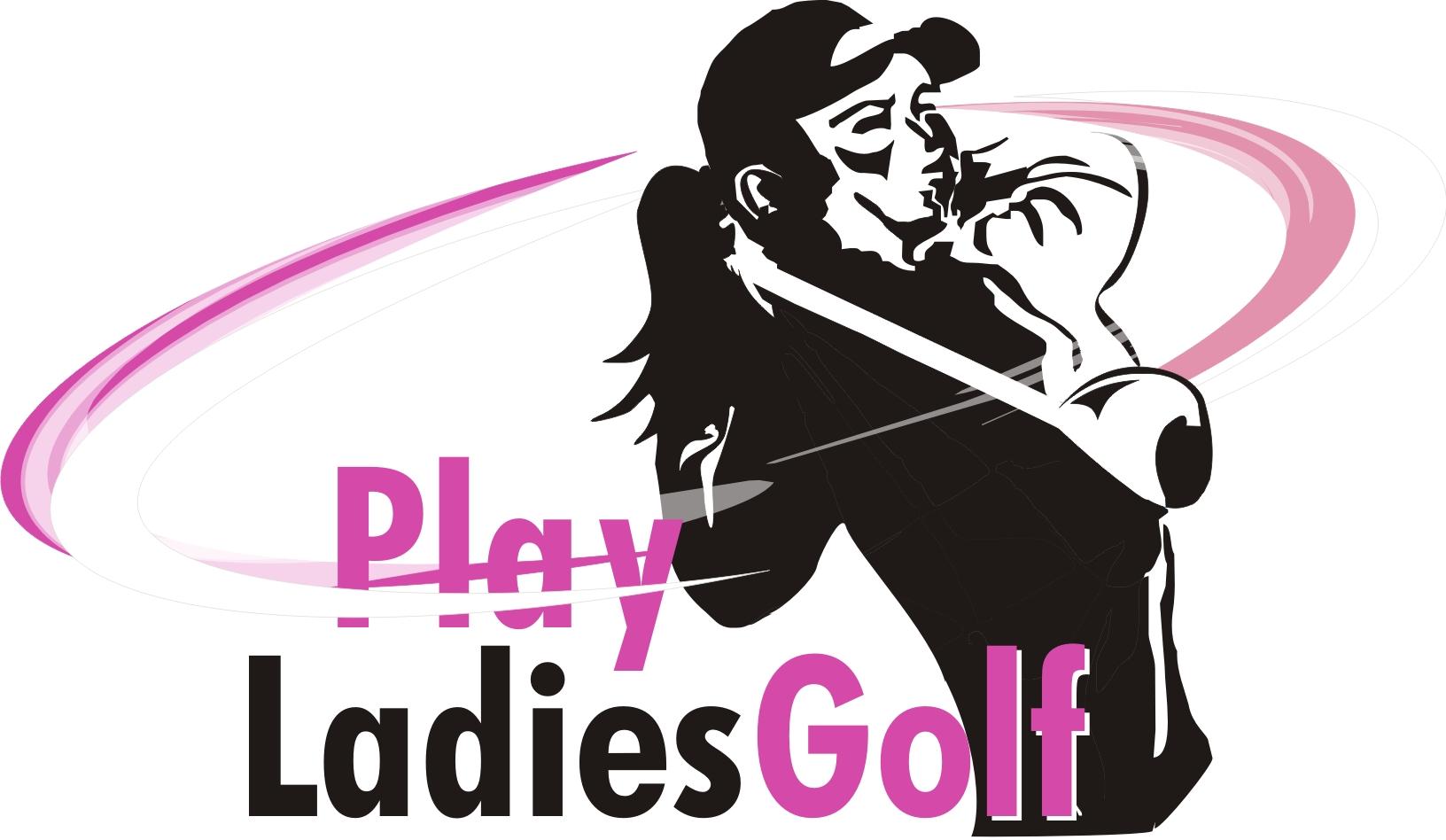Golf clip art women