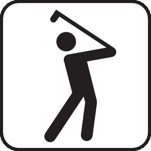 Golf clipart clipart