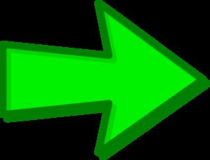Green arrow green clip art high quality clip art