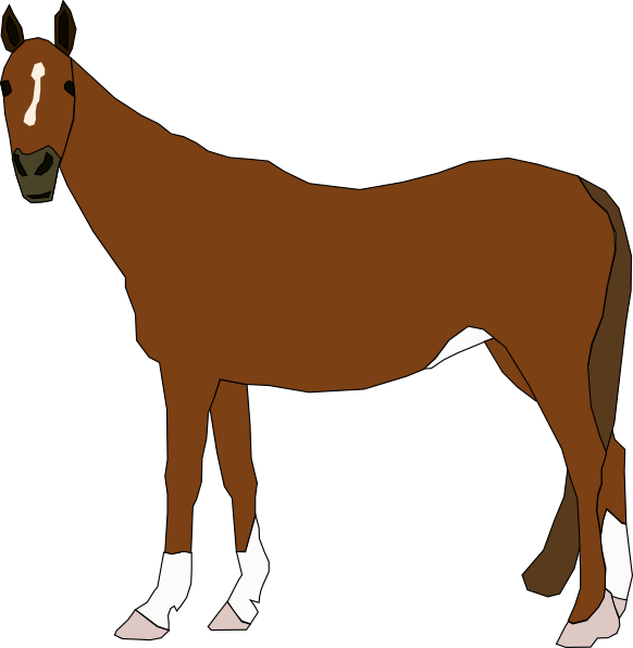 Horse clip art clip art free clip art microsoft clip art christmas