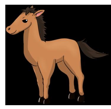 Horse clip art