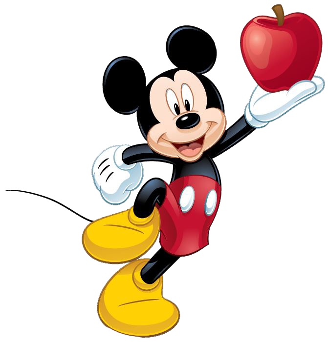 Mickey mouse clipart 4