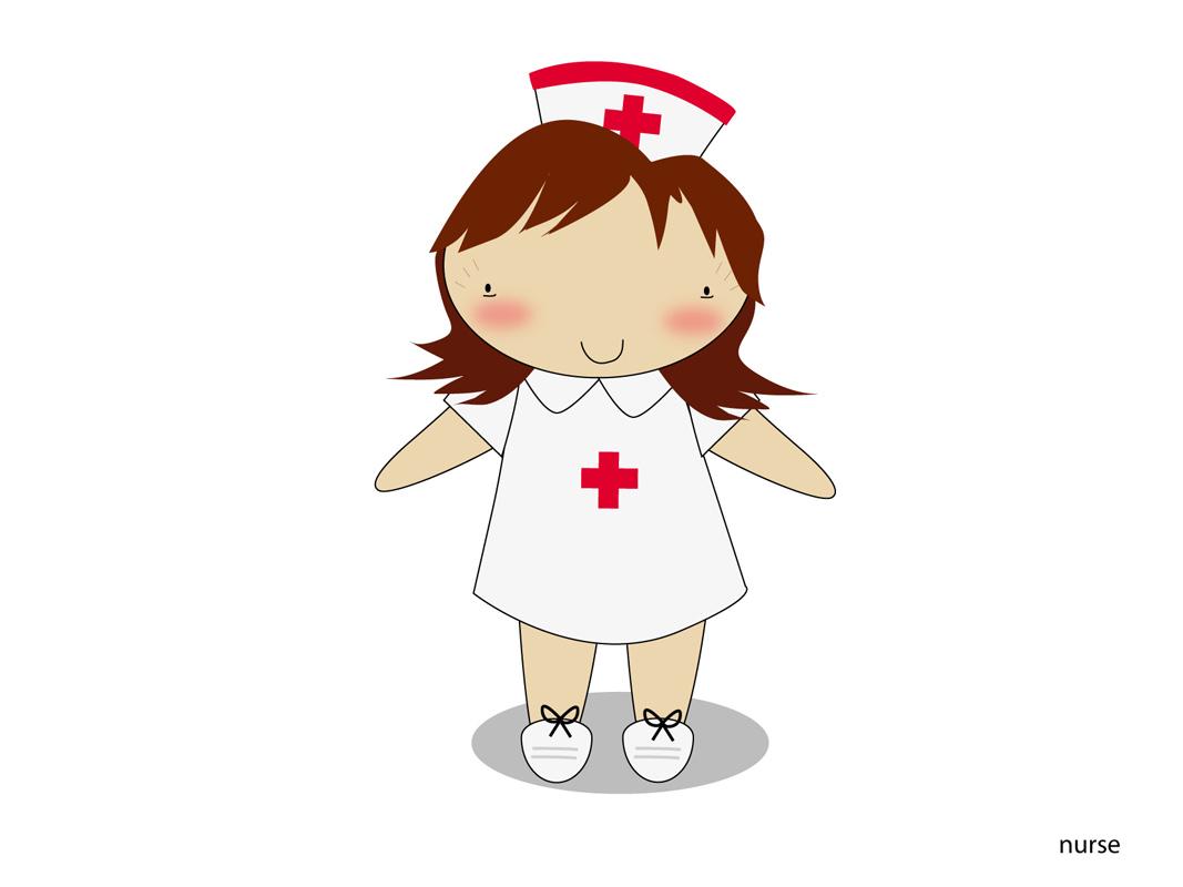 clip art cartoon nurse - photo #44