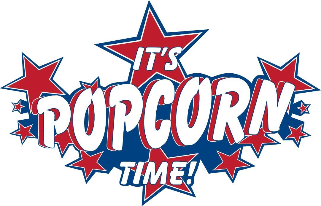 Popcorn clip art free clipart