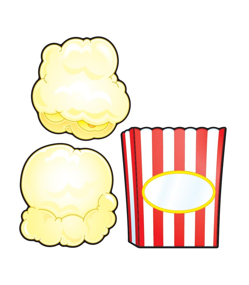 Popcorn kernel free clipart images