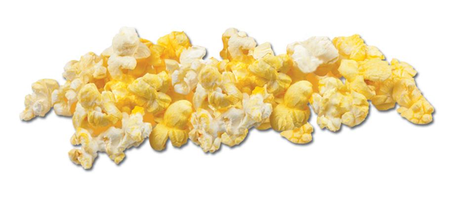Popcorn trail