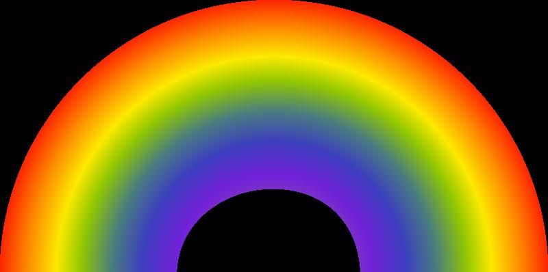 Rainbow clip art clipart