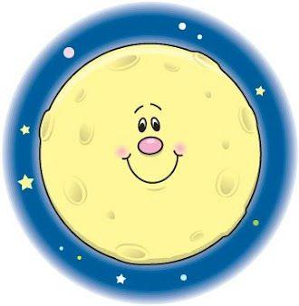 Smiley moon clip art clip art misc clipart