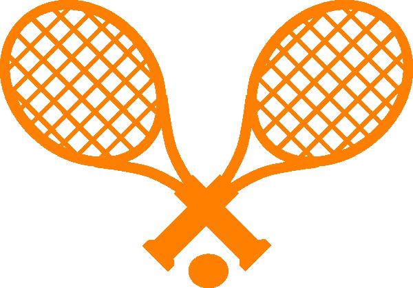 Tennis racket clip art at vector clip art online