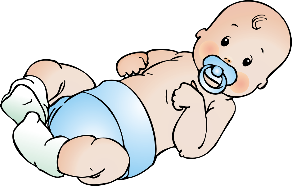 Baby clipart special recipe 2