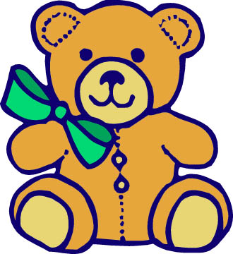 Bear clip art teddy bears paradise