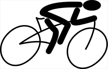Bicycle free cycling clipart free clipart graphics images and photos