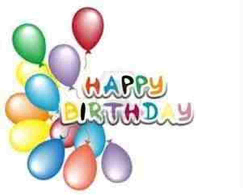 Birthday clip art pictures clipart