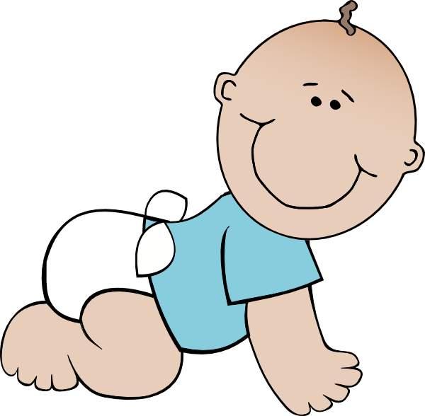Boy baby clipart clipart