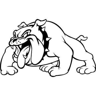 Bulldogs mascot clipart clipart clipart