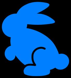 Bunny high quality clip art