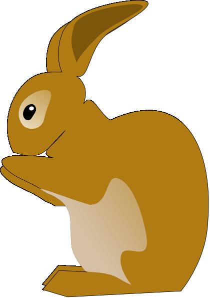 Bunny rabbit clip art at vector clip art online royalty 2