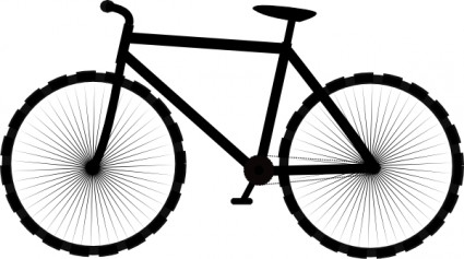Cartoon bicycle clip art free vector for free download about