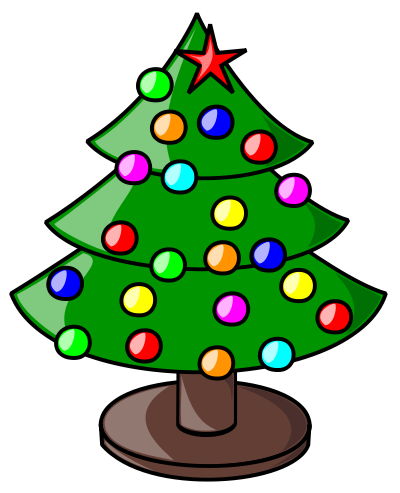 Christmas clip art happy holidays