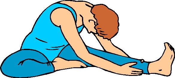 Clip art clip art yoga 2