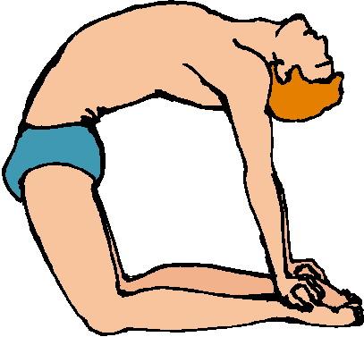 Clip art clip art yoga 3