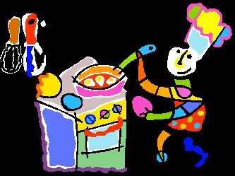 Cooking clip art clipart