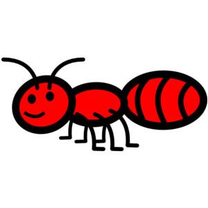 Cute ant clipart clipart