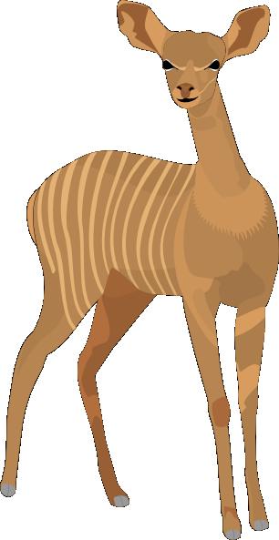 Deer clip art at vector clip art online royalty free