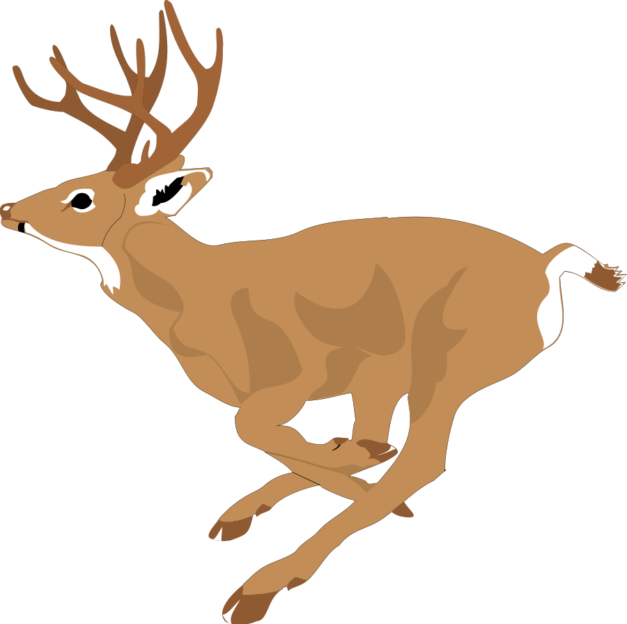 Deer clipart free clip art images 2