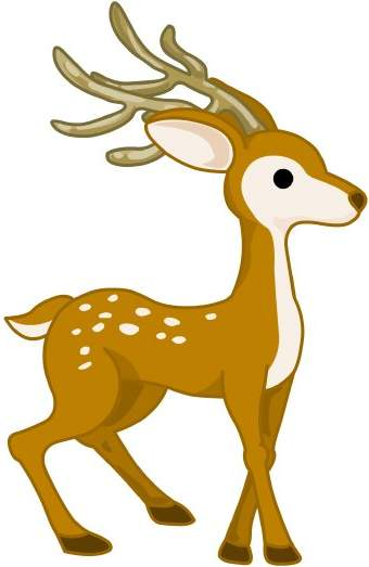 Deer clipart free clip art images